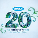 DELIRIOUS? Cutting Edge 20th Anniversary Edition - 3CD/DVD 